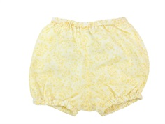 Wheat shorts nappy lemon flowers