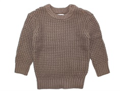 Wheat pullover Charlie dark rock