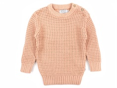 Wheat pullover Charlie misty rose