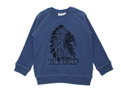 Wheat sweatshirt Chief indigo