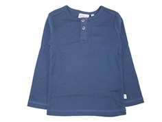 Wheat t-shirt Cornelius indigo