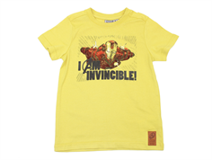 Wheat t-shirt Ironman pomelo