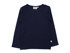 Wheat t-shirt navy
