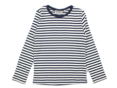 Wheat t-shirt navy striber kids