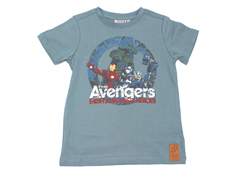 Wheat t-shirt Avengers petroleum