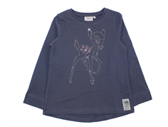 Wheat t-shirt Bambi greyblue