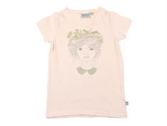 Wheat t-shirt powder med pigeansigt