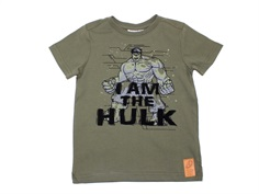 Wheat t-shirt Hulk army leaf
