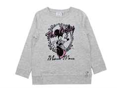 Wheat t-shirt Minnie Mouse melange grey