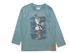 Wheat t-shirt Frozen Olaf petroleum
