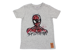 Wheat t-shirt Spiderman melange grey