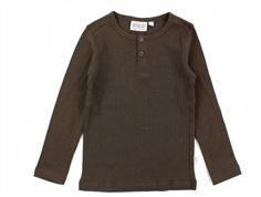 Wheat t-shirt brown