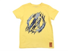 Wheat t-shirt Marvel dark straw