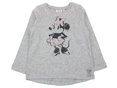 Wheat t-shirt Minnie melange grey