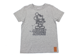Wheat t-shirt Mickey neon