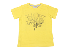Wheat t-shirt octopus pomelo