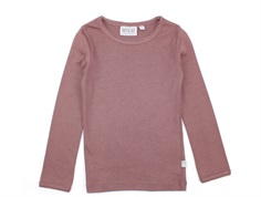 Wheat t-shirt plum