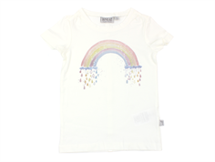 Wheat t-shirt rainbow ivory