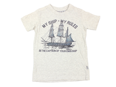 Wheat t-shirt ship kit melange