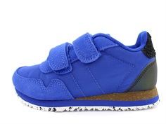 Woden Wonder sneaker Nor royal blue