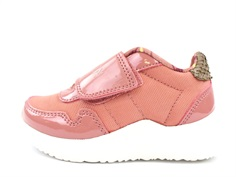 Woden Wonder sneaker Joe lak/nylon canyon rose