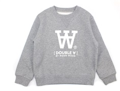 Wood Wood sweatshirt Rod grey melange