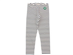 Wood Wood leggings Ira offwhite stripes
