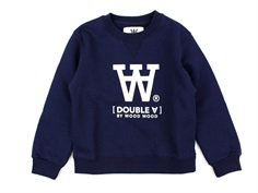 Wood Wood sweatshirt Rod navy