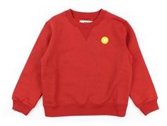 Wood Wood sweatshirt Rod red