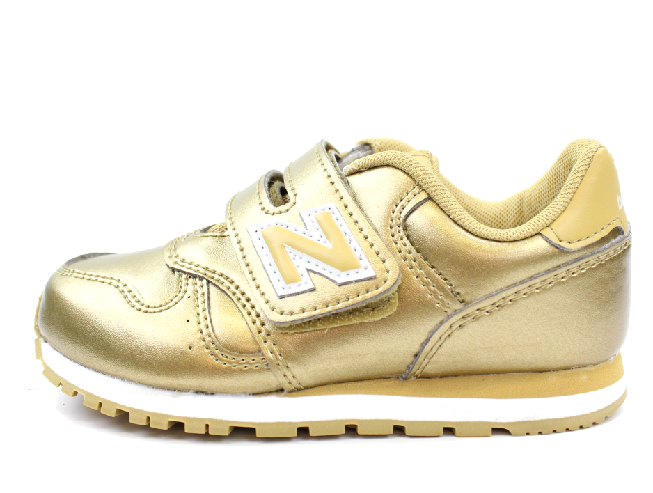 buy popular 91d27 02197 New Balance sneaker gold/white