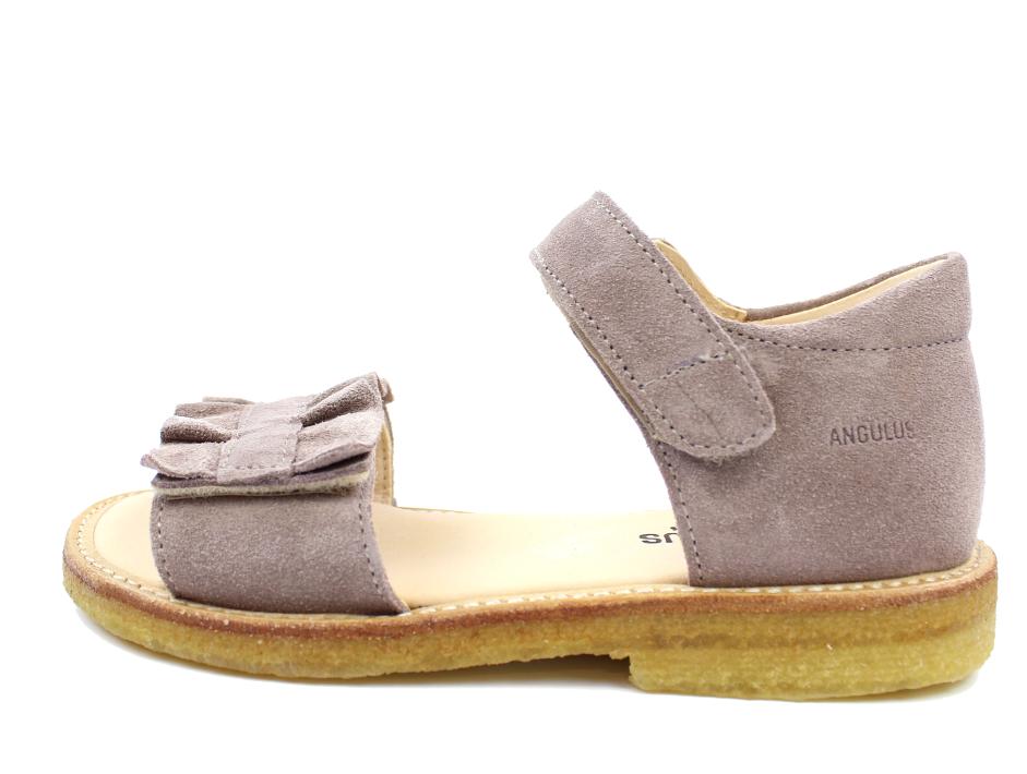 423037319d1 Angulus smal åben sandal lavendel | 0542-101 | TILBUD