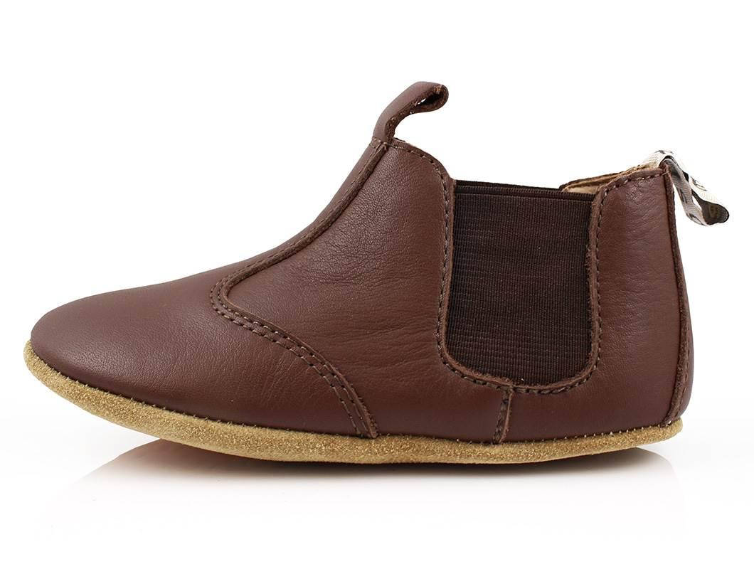 2fdabcd2 Bisgaard hjemmesko brun | 12305.999.60 brown | str. 25-32 | 349,90 kr.