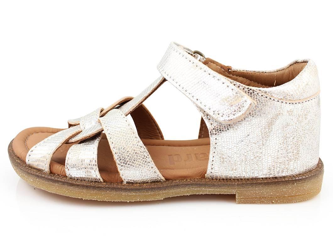 9d81929df72c SS19. Bisgaard sandal sølv ...