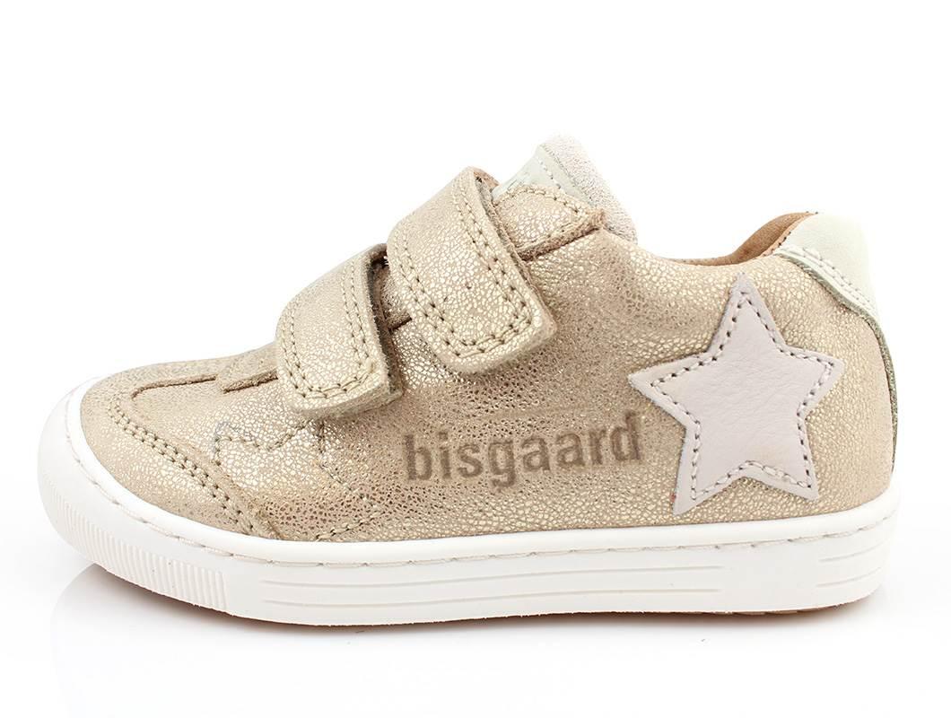 897b51e8e291 SS19. Bisgaard sneaker gold ...