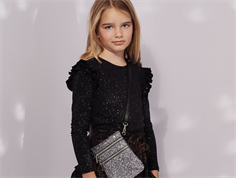 Petit by Sofie Schnoor bluse black silver