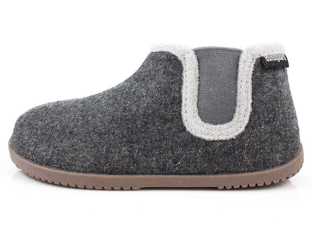 cb11133743a3 Meget Bundgaard hjemmesko grå uld