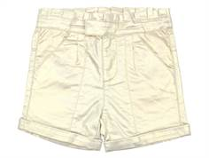 Mini A Ture Binie shorts frosted almond guld