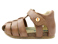 Falcotto by Naturino sandal cuoio med velcro