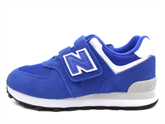 New Balance sneaker north sea/white