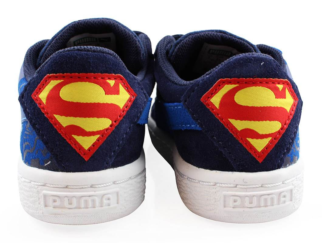 PUMA Superman Shoes for Boys for sale | eBay