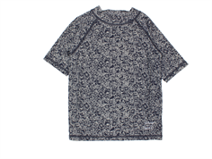 Wheat bade t-shirt Mickey dark blue UV