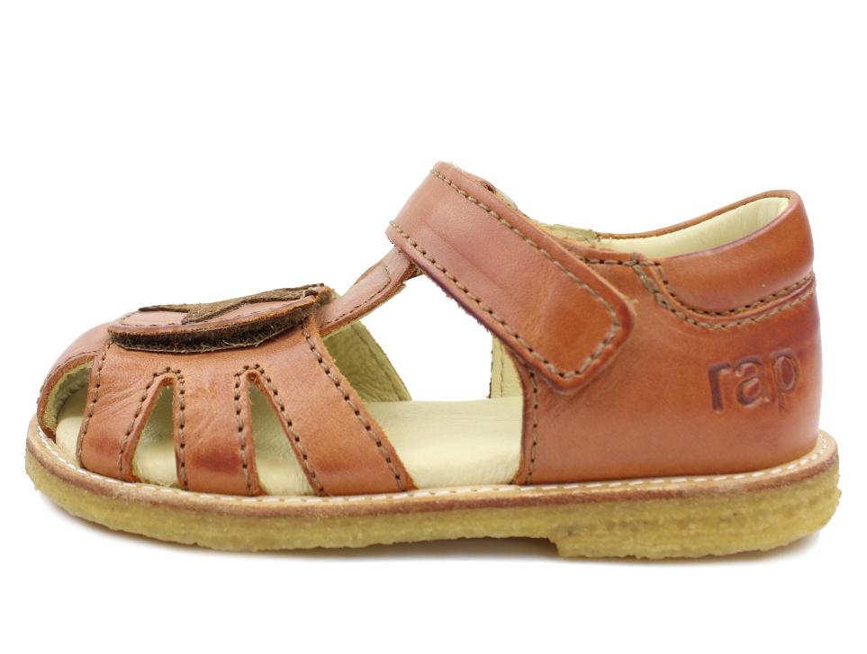 d357ea72547b Arauto RAP smal sandal cognac