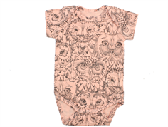 Soft Gallery Anine body owl coral