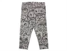 Soft Gallery Paula baby leggings drizzle owl