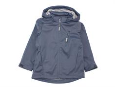a21a20d1 Wheat overgangsjakke/softshell jakke Mattis greyblue