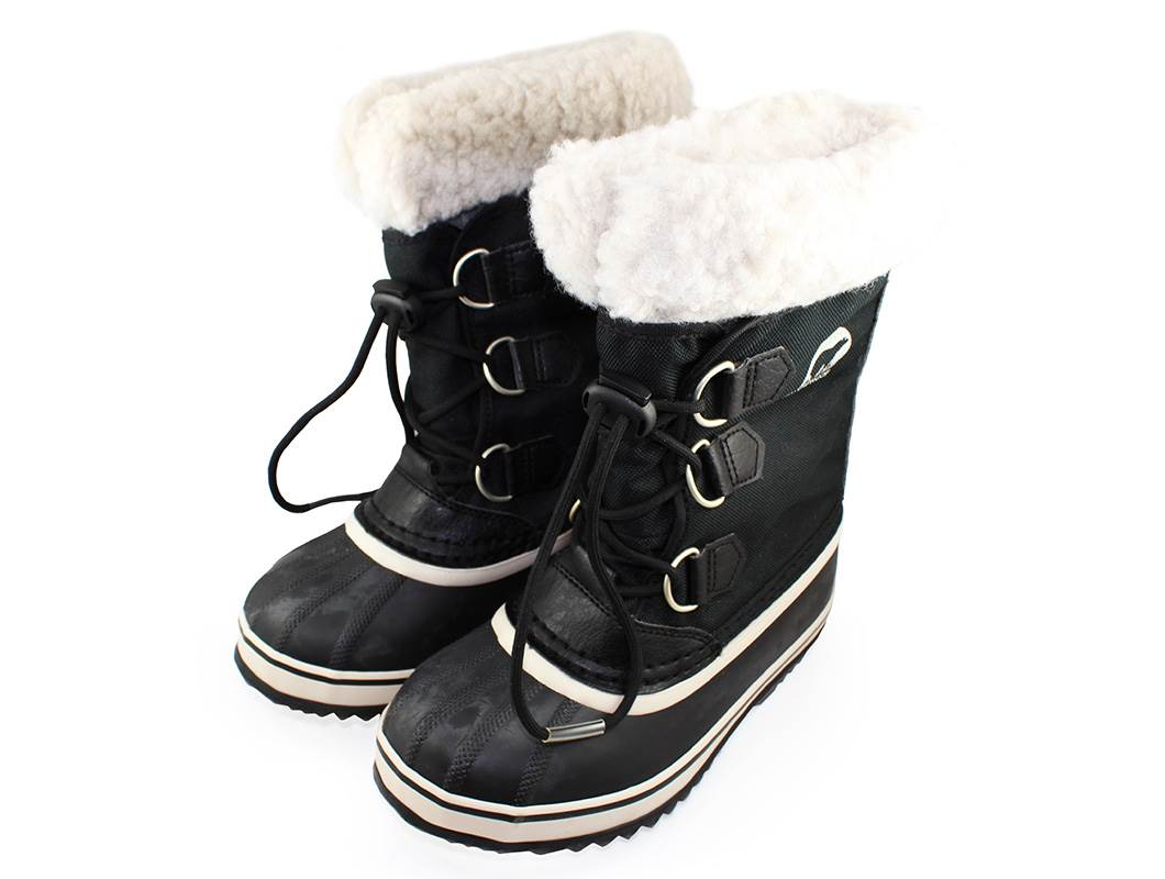 e1e41d8eedf8 Sorel vinterstøvle black