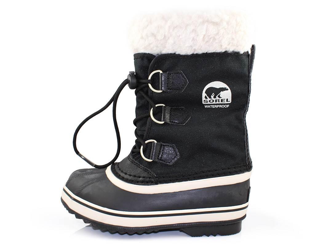 e390516a7ab2 Sorel vinterstøvle black