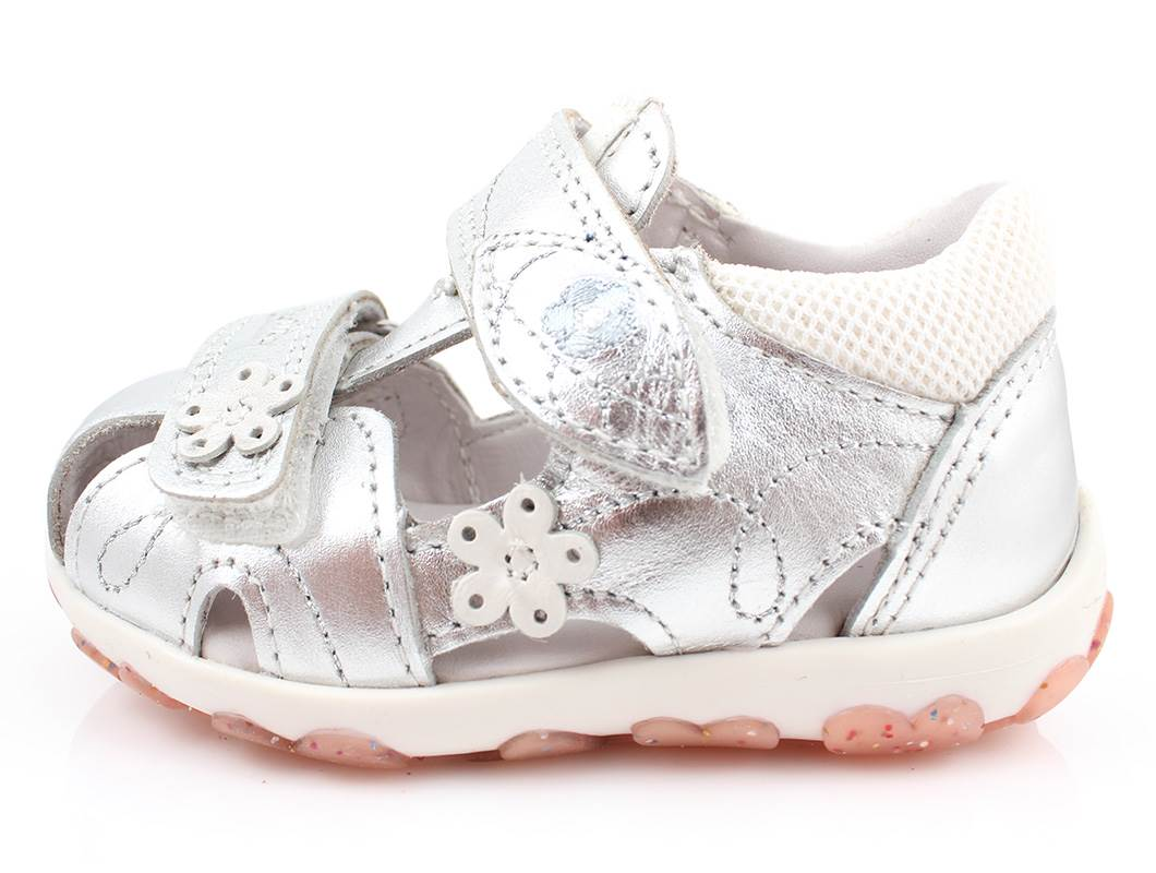 3bc58d2a7796 Superfit sandal Fanni silber