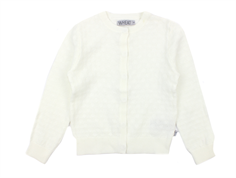 Wheat cardigan Cecilie ivory