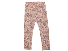 Wheat leggings Bambi misty rose